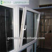 aluminium windows,opening windows,china aluminum profile tempered glass modern home design windows