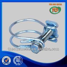 Galvanized Iron electrical wire hose clip
