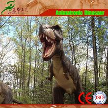 Life Size Giant T-Rex Dinosaur Statue