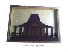 tradisional house of jogjakarta
