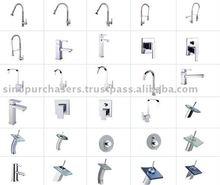 Water mark tapware