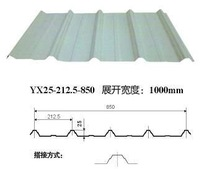 2012 Hot sale Galvanized roofing sheet/zinc aluminium corrugated roofing sheet /galvanized roofing sheet