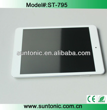 """ultra silm desgin 7.85"""" tablet pc RK 3168 dual core with HD scree"""