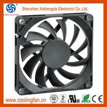 Long Life Expectancy 8010mm 5V 12V Axial DC Fan