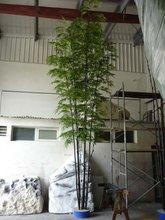 Artificial Black Bamboo