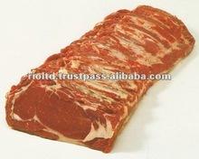ABACUS Boneless Striploin Frozen Beef Meat