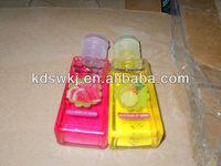 Warm Vanilla Sugar ~ Anti-Bacterial Deep Cleansing Hand Gel Pocketbac, 1 oz.