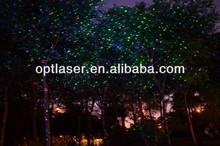 RGB outdoor laser light show equipment Red Green Blue