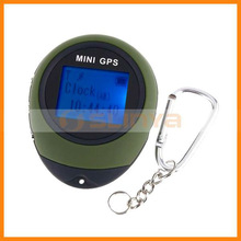 Practical Handheld Sport Travel Mini GPS Navigator