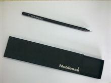 black wood pencil with diamond