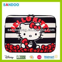 laptop shoulder messenger bag newest cute hello kitty bag wholesale