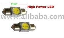 Festoon LED Bulbs 31mm High Power