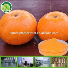 100% Natural freeze dried orange powder