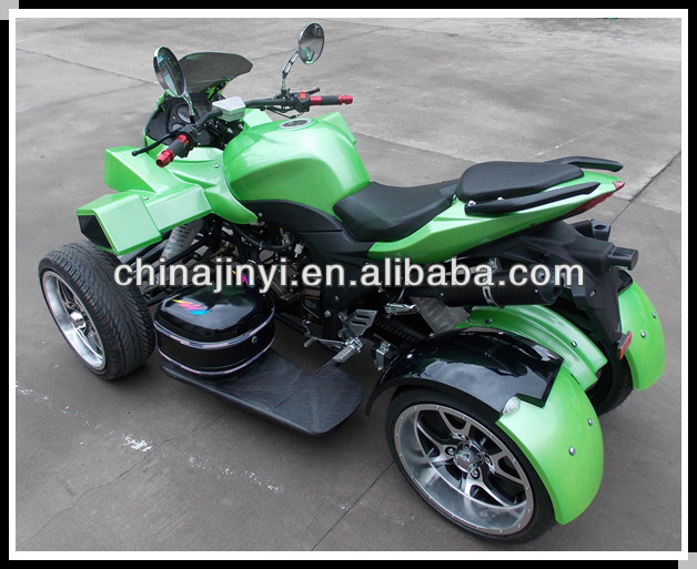 250cc EEC Amphibious Vehicle