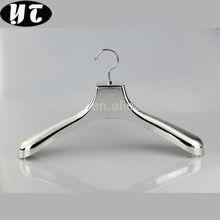 MP2-012 silver electro hanger big plastic hanger for fur coat