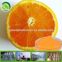 100% Natural freezed dried orange juice powder