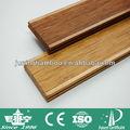 Barato revestimento de bambu / competitive bambu preço piso