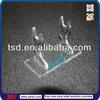 TSD-A4050 acrylic knife display holder/acrylic knife display racks/acrylic knife display