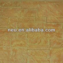 Artificial corner wall panel,cultured brick,Ledge stone veneer