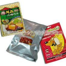 High Temperature Vacuum Retortable Bag for Food Packaging