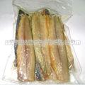 transparente de oxígeno retort bolsa de barrera para pescados y mariscos