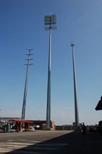 Tower Monopole & Tiang Highmast