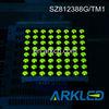 64 Dots,Pure Green 5mm LED 8*8 Dot Matrix Display