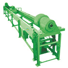 FR-250 Hydraulic taper tube machine for lamp-post