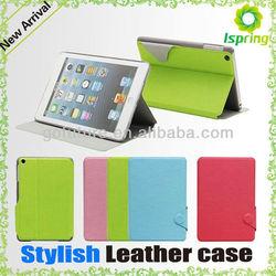 2013 factory supply, custom belt clip case for ipad mini