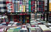 100% Nylon. 100% Polyester. 100% Cotton. Mixed fabrics. T/C.