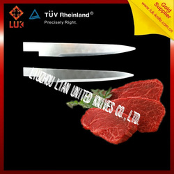 beef cutting knife