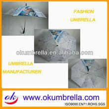 promotion rain straight umbrella after market
