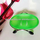 T00028 Clear Plastic Soap Dish