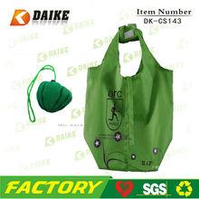 Foldable Cartoon Stripe Shopping Bag DK-CS143
