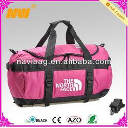 dacron durable waterproof travel laundry bag(NV-TB159)