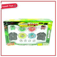 Hot sale Beyblade spinning metal top, Super Battle top toys , big set