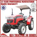 Qln354 35hp 4wd New design roda mini barato amplamente utilizado tratores para venda