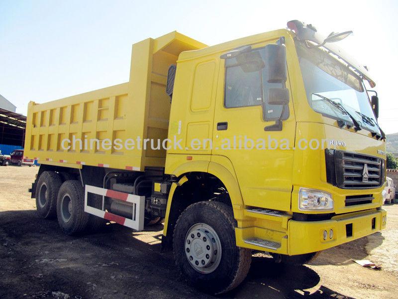 Howo Sino Dumper Trucks