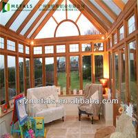 aluminum sunroom,glass summerhouse
