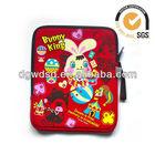 cartoon&cute red color computer bag /laptop pouch