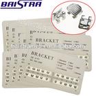 High Quality Bondable Bracket/ Orthodontic Brackets(Standard, Mini)/dental product