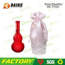 Supplier Satin Felt Wine Bag DK-TY221