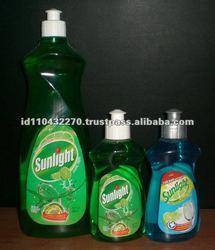 SDL0001 Sunlight Lime Dishwashing Liquid