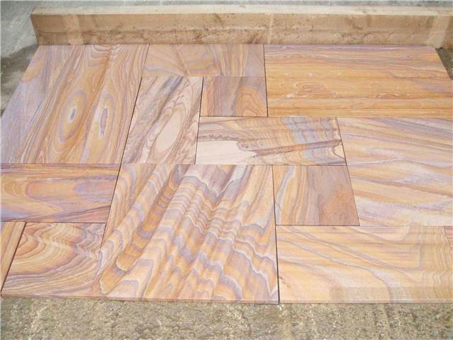 indischen sandstein und kalkstein pflaster besten. Black Bedroom Furniture Sets. Home Design Ideas