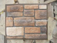foshan/guangzhou landscaping Artificial Rock Wall Panel fro outdoor decoration