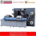 rotary morir máquina de corte para la etiqueta