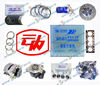 Yunnei brand diesel engine and engine spare parts fit of China truck
