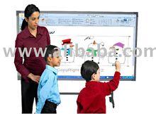 Elite classroom electromangetic interactive whiteboard