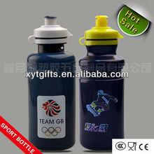 500ml Blue Plastic Water Bottle for Sport