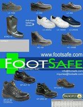 FOOTSAFE SAFETY SHOES